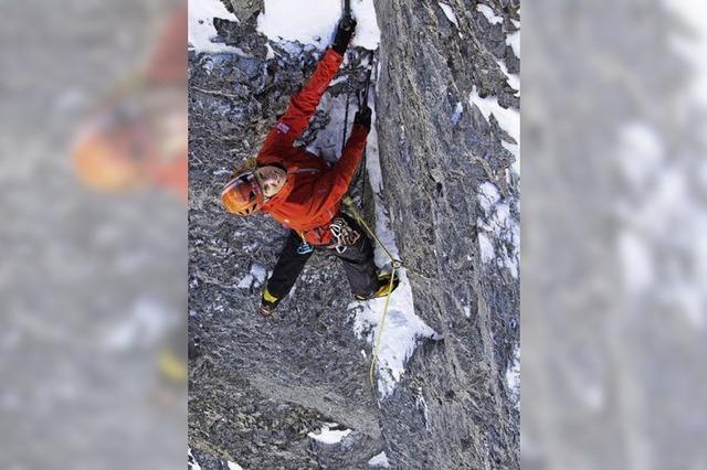 Auf direktem Weg zum Eiger-Gipfel