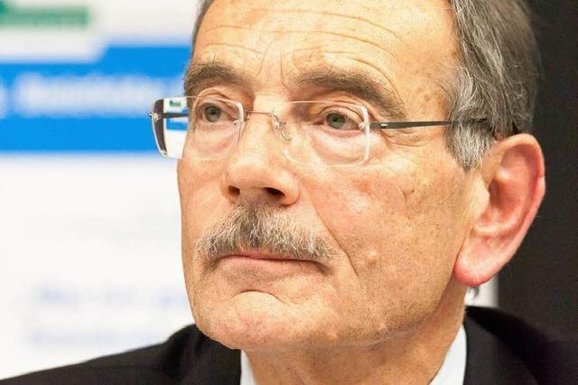 NSA-Affäre beunruhigt Ex-BND-Chef Geiger