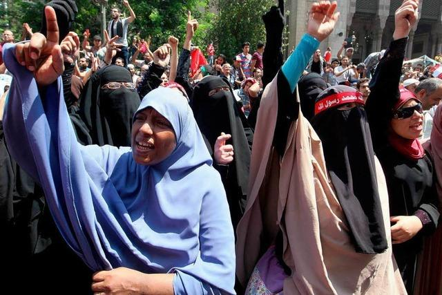 Proteste in Ägypten gehen weiter: Zahl der Toten steigt auf mehr als 100
