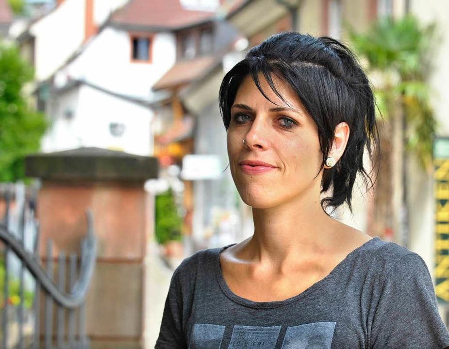 Spezialistin für nicht endende Sätze: Caroline Günther.  | Foto: Michael Bamberger