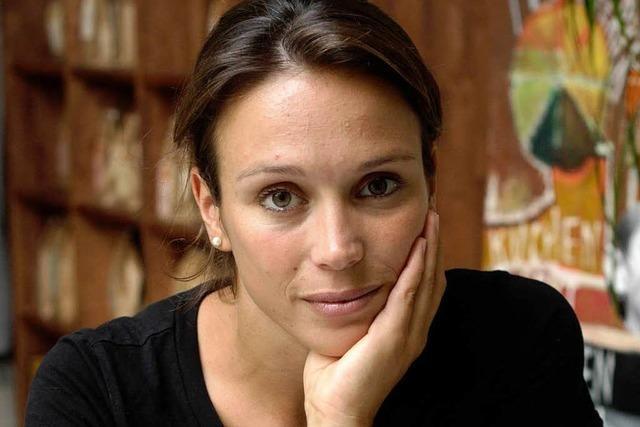Klippenspringerin Anna Bader: zwischen Alltag und Adrenalin