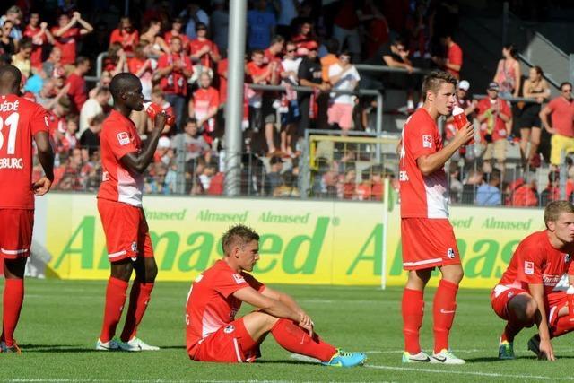 SC Freiburg verliert gegen Mainz 1:2