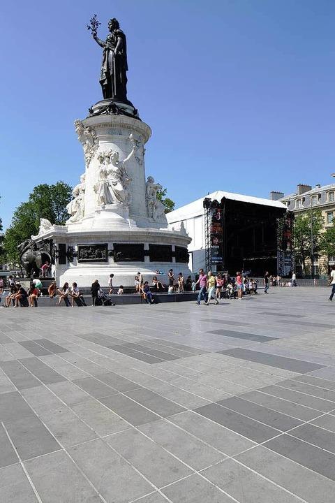 Ein Prestigeobjekt: Auch das  Kronimus... République geliefert werden konnten.   | Foto: Kronimus