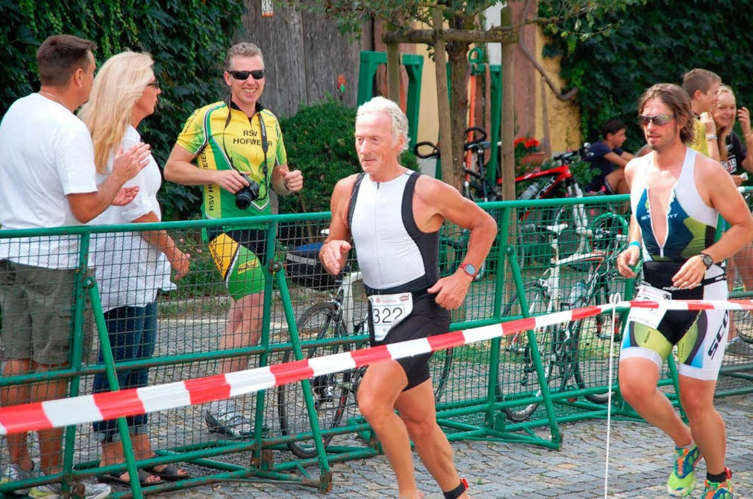 Die Altersbandbreite bei den Teilnehmern war wieder enorm.  | Foto: Jörg Schimanski