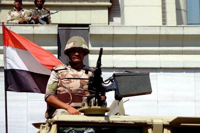 Ägypten: Armee soll Islamisten provoziert haben