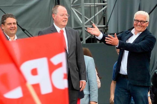 SPD feiert 150. Geburtstag –