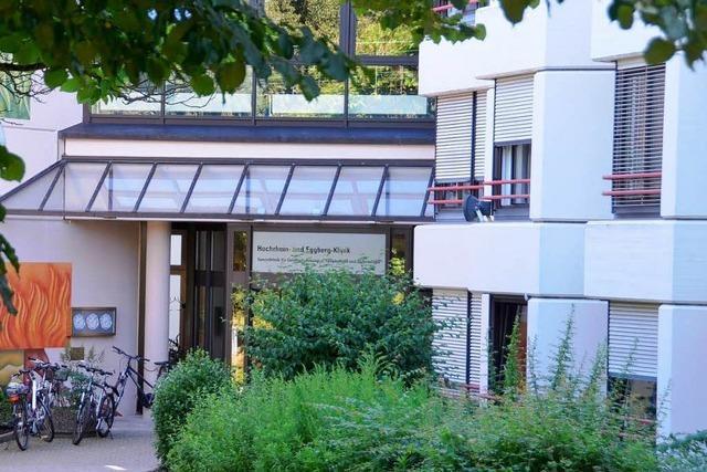 Drei Interessenten für Hochrhein-Eggberg-Klinik