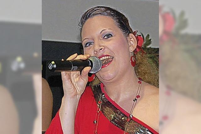 Sabrina Hog: Im Alter von sieben Jahren stand sie erstmals auf einer Bühne