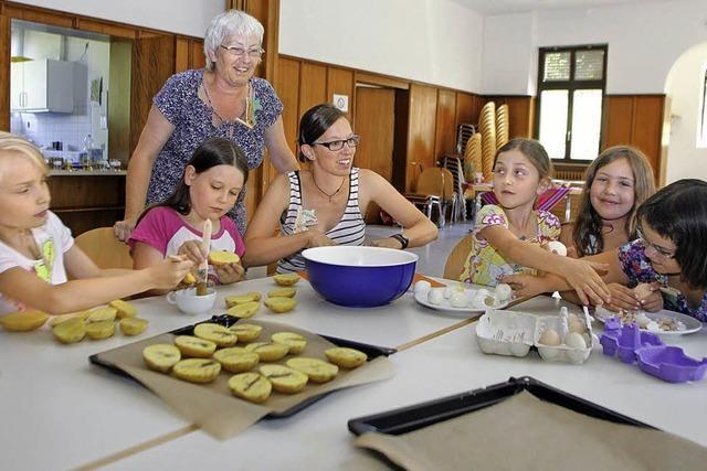 Peru-Erlebnistag: Kinder kochen Kartoffeln mit scharfer Soße