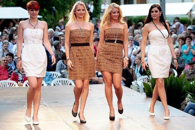 Marktplatz: Mode & Genuss fällt diesmal aus