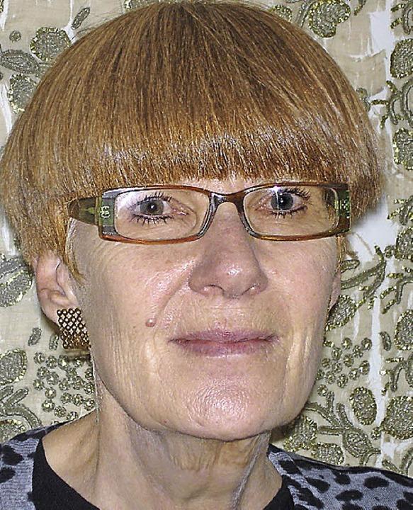 Gudrun Schubert   | Foto: seh
