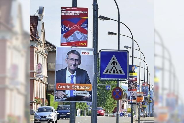 Kopf an Kopf in die Bundestagswahl