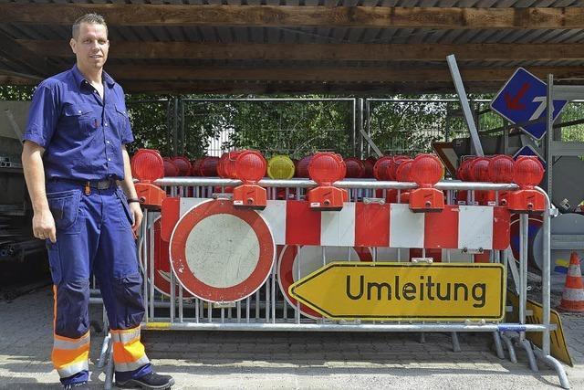 Werkhofleiter sorgt für frischen Wind