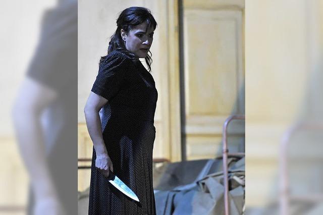 Nahe an Anna Magnani. Weit entfernt von Maria Callas