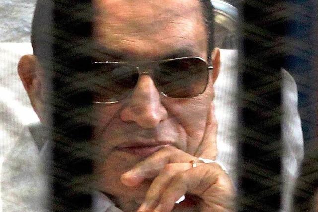 Mubarak vor Freilassung?