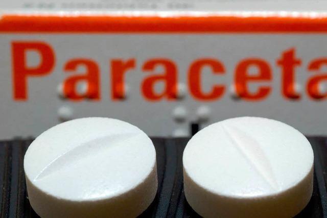 Paracetamol: Schmerzmittel im Zwielicht