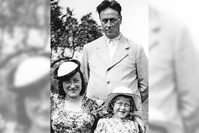 Der Kommunist Hermann Lützelschwab war nach KZ-Aufenthalten schwer gezeichnet