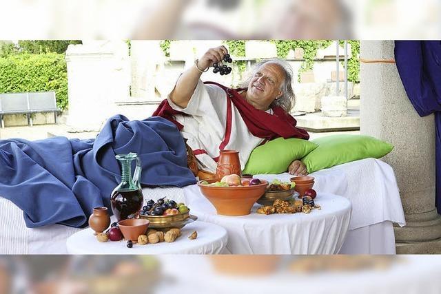 Römerfest in Augusta Raurica: 25.000 Besucher werden erwartet