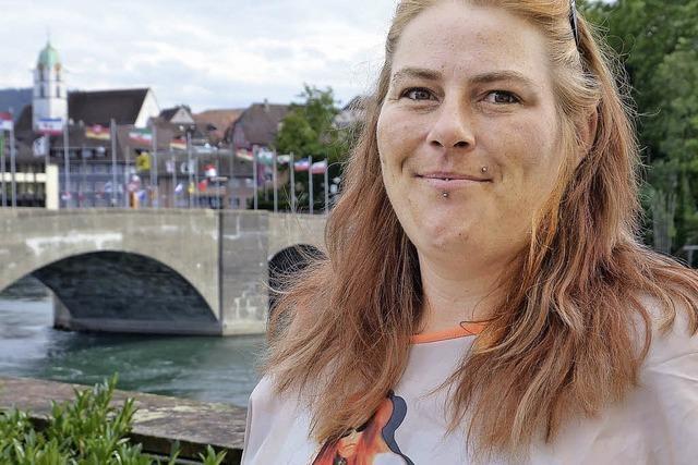 Bettina Lucia schwingt gern den Kochlöffel