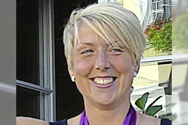 Empfang für Weltmeisterin Christina Obergföll zur Marktzeit