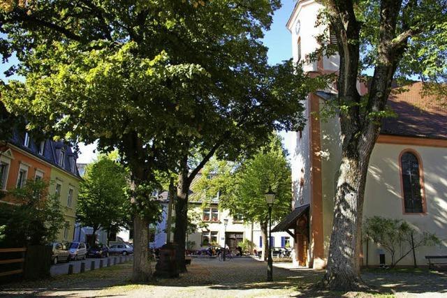 Schönheit und Schrecken - der Annaplatz in Freiburg