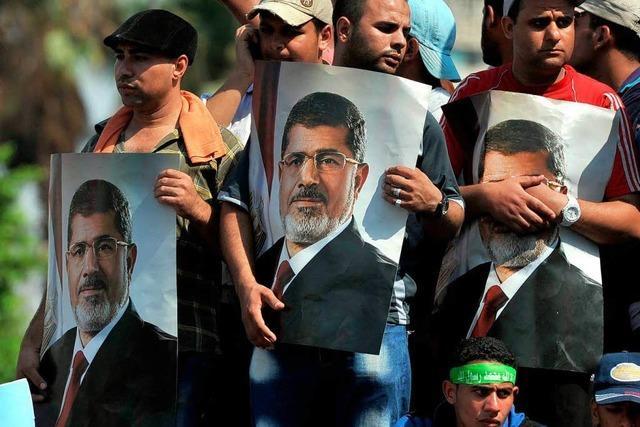 Schikane im Leichenschauhaus – Mursi-Anhänger klagen an