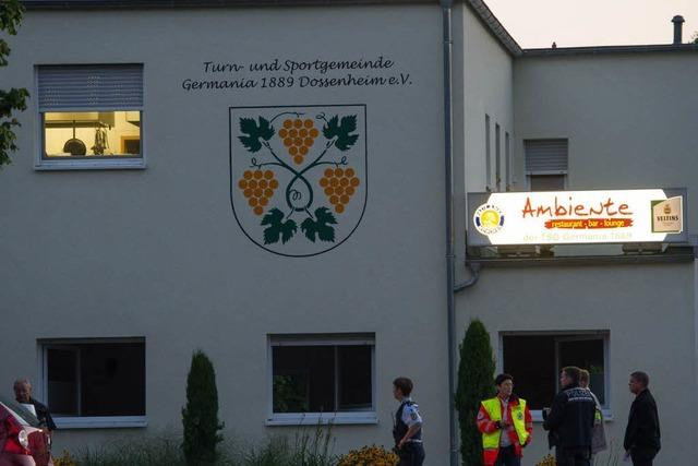 Dossenheim: Streit um Nebenkosten löst Bluttat aus