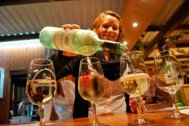 400 Weine und Sekte beim großen Weinfest am Rhein im Angebot
