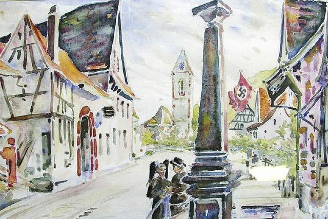 Rundgang mit Spurensuche: Nationalsozialistische Herrschaft in Lörrach