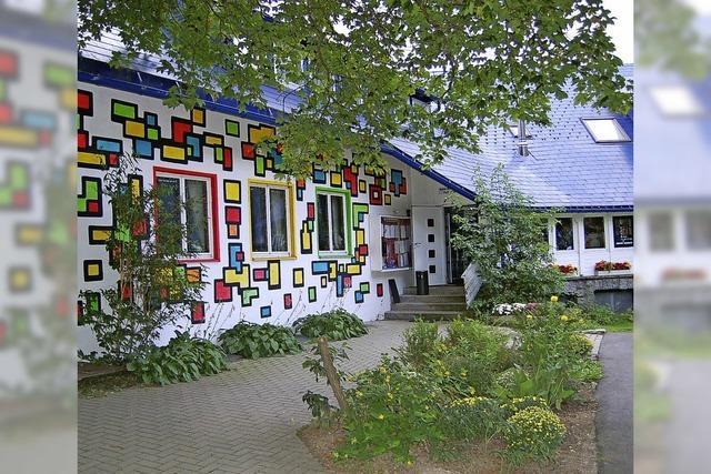 Aus dem alten Gasthaus wurde ein Berghotel