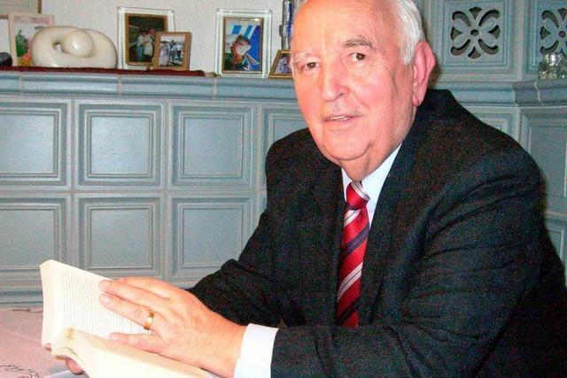 Trauer um früheren Landrat und Bürgermeister Alois Rübsamen