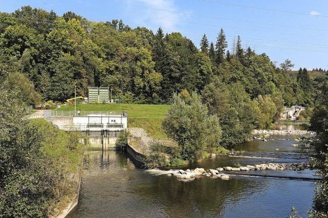 Auf Energie-Tour zur Wasserkraft