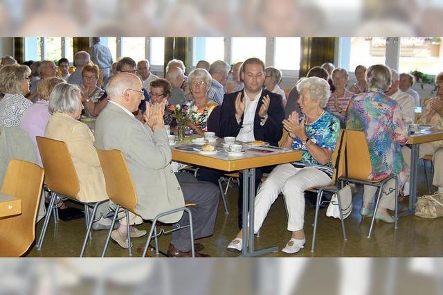 Großes Interesse für Schavan-Besuch