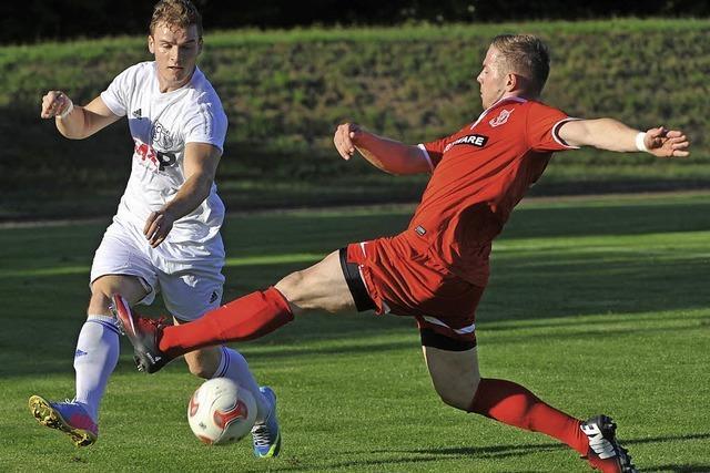 Freiburger FC bleibt auf Kurs