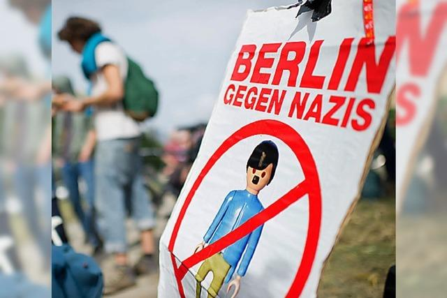 Proteste gegen Asylheim