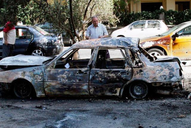 UN-Sicherheitsrat will Giftgasvorwürfe vor Ort klären