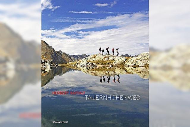 Faszinierende Fotos vom Tauernhöhenweg