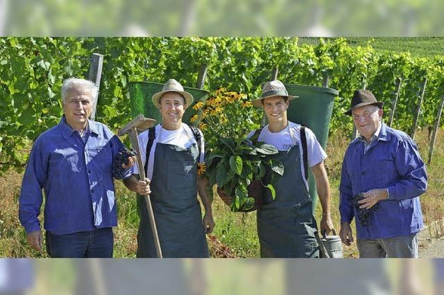 Weinfest in Wolfenweiler