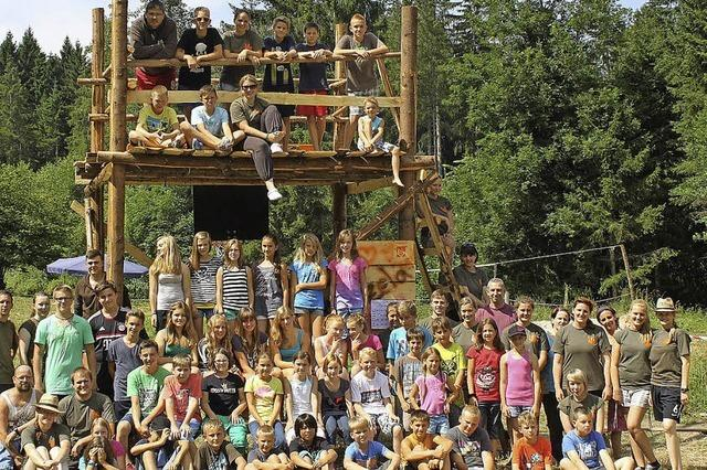 Spannende Ferientage im Hotzenwald