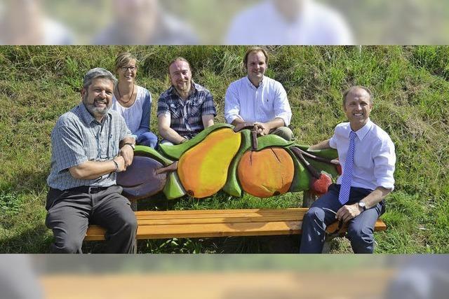 Bienenlehrpfad entwickelt sich positiv weiter