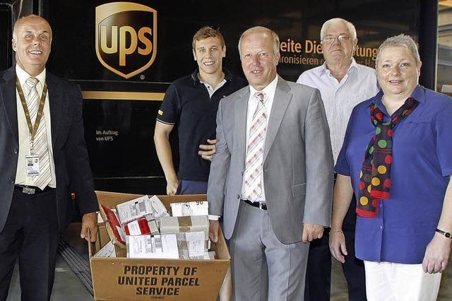 UPS eröffnet bald neuen Paketshop