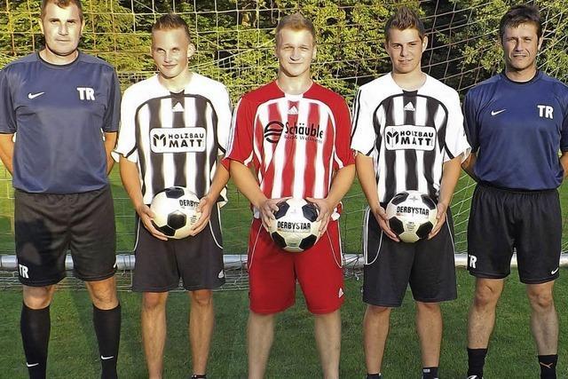 FC Bergalingen will ganz vorne mitspielen
