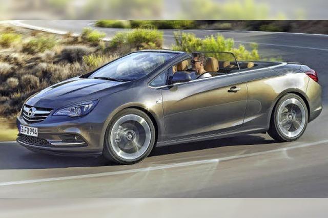 Opel packt Neues unter die Haube