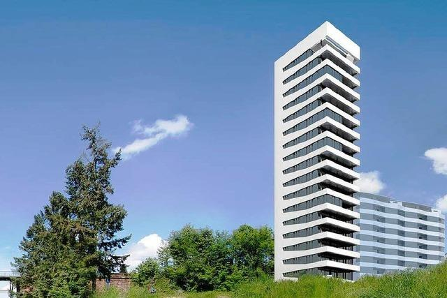 Hochhaus-Projekt kommt an – Genehmigung fehlt noch