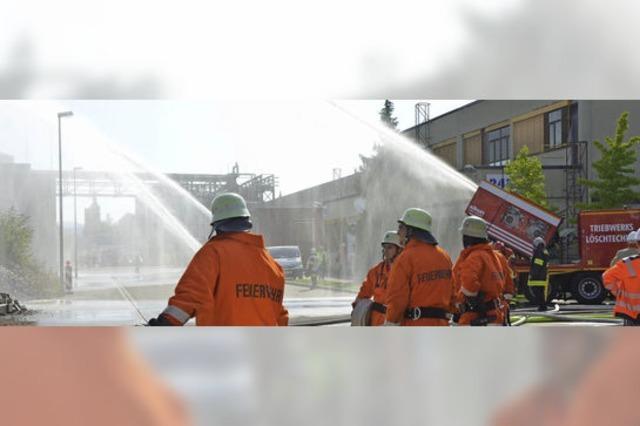 Leistung bei Notfallübung überzeugt