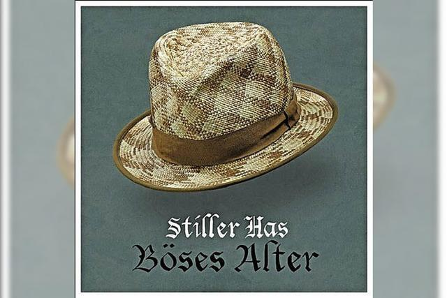 CD: LIEDER II: Der Blues des Alters