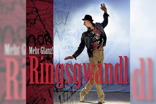 CD: LIEDER I: Der Glanz der Substanz