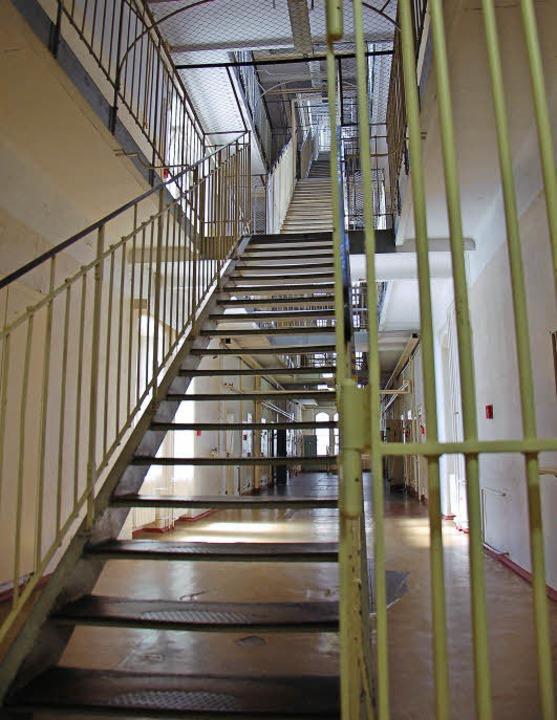 Gefängnis in Bautzen  | Foto: Schmider-Ehrentreich Franz