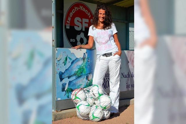 Natascha Schirmacher: Die Frau im südbadischen Fußballverband
