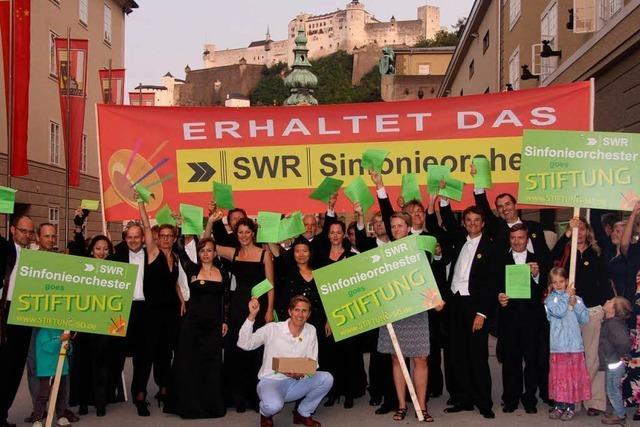 SWR-Orchester in Salzburg: Spielen gegen die Katastrophe